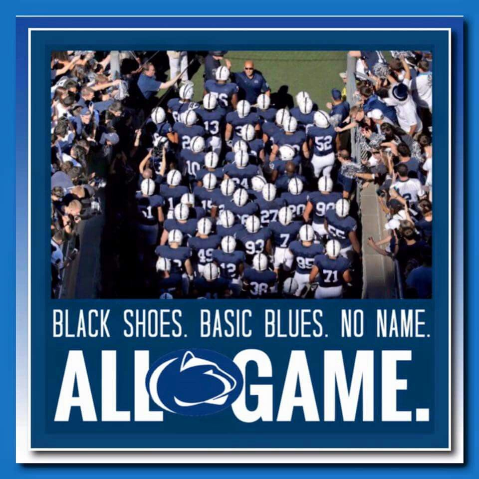 We Are Penn State Nittany Lions Football Penn State Football Penn State University
