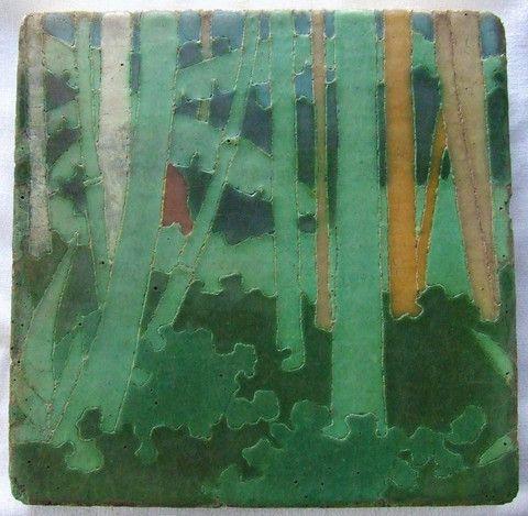grueby faience pottery - Google Search