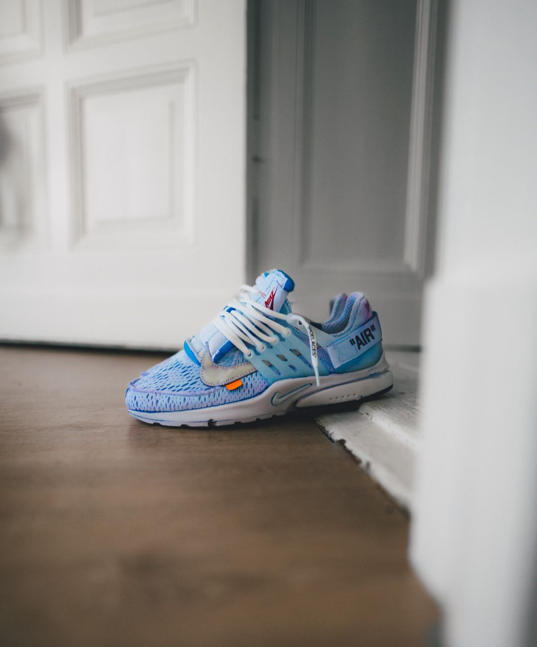30e30d18f Dyed OFF-WHITE X Nike Air Presto | Street & Footwear | Sneakers ...