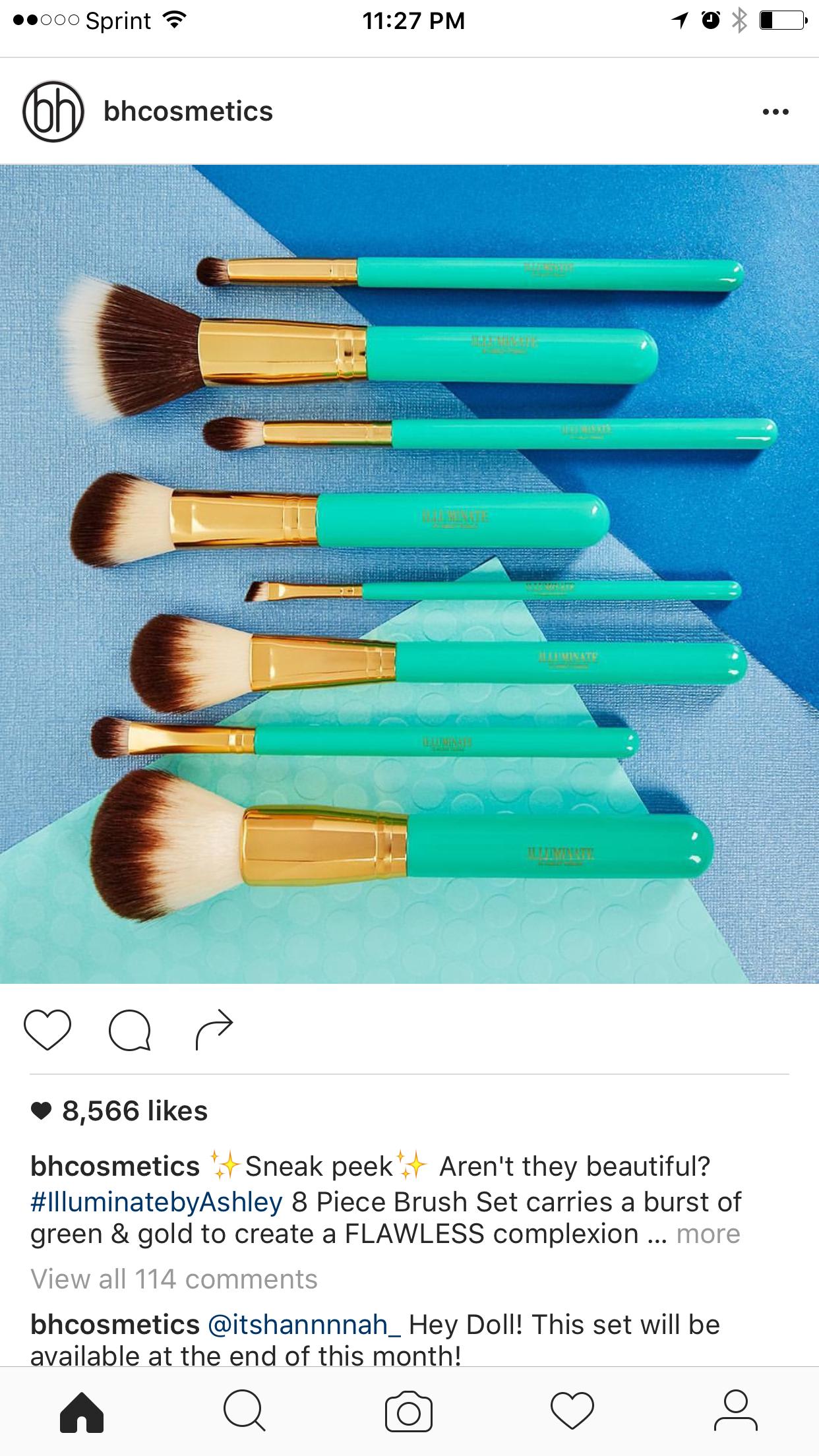 Pin by Jordan Quander on Beauty Bh cosmetics, Kylie