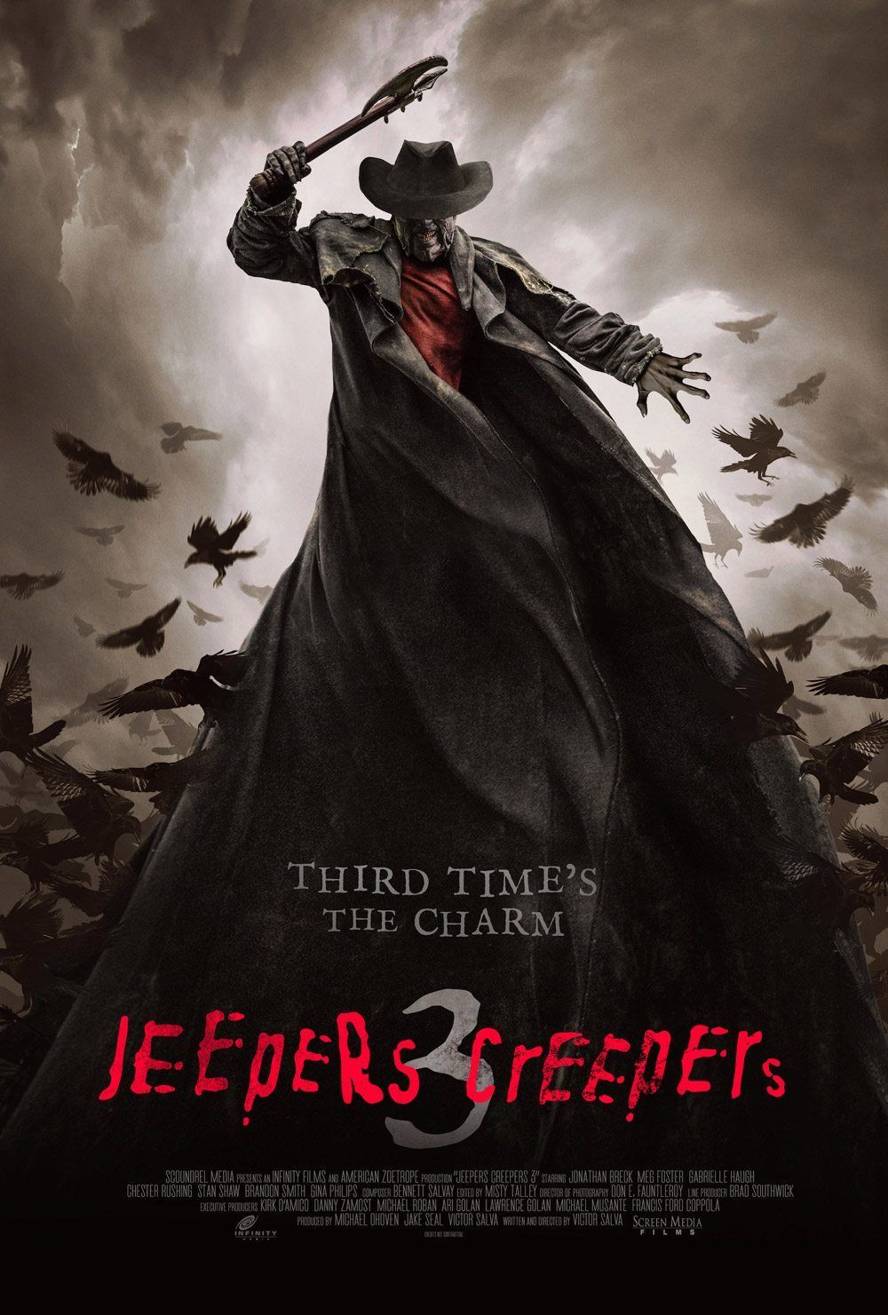 Jeepers Creepers 3 Hits Syfy On October 28th Jeepers Creepers 3 Jeepers Creepers Jeepers