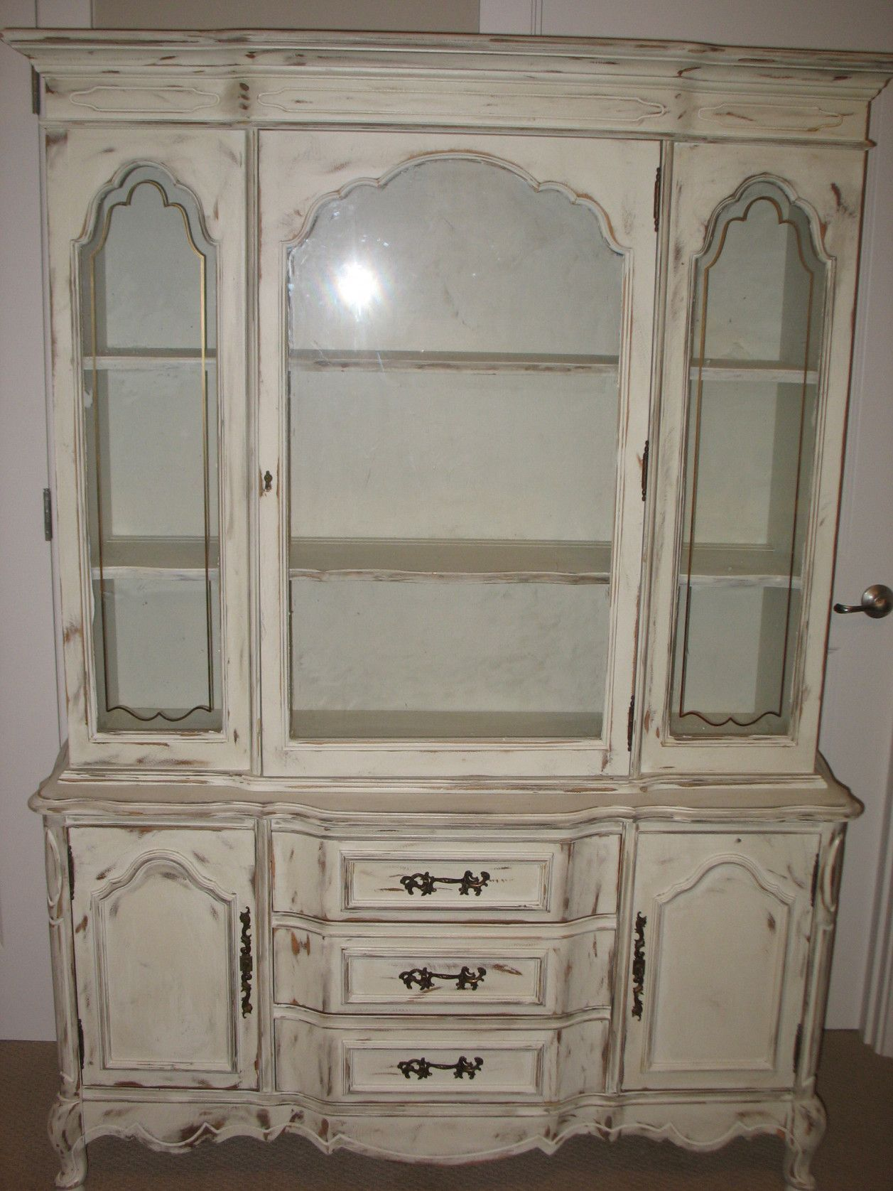 2019 Shabby Chic China Cabinet For Sale  Best Kitchen