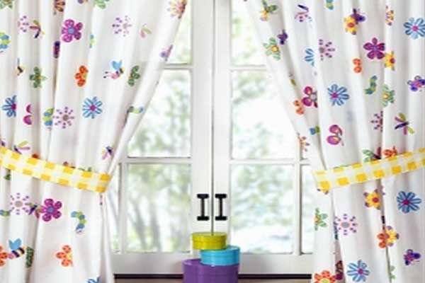 Children S Room Curtain Ideas Childrens Curtains Simple Curtains Kids Room Curtains