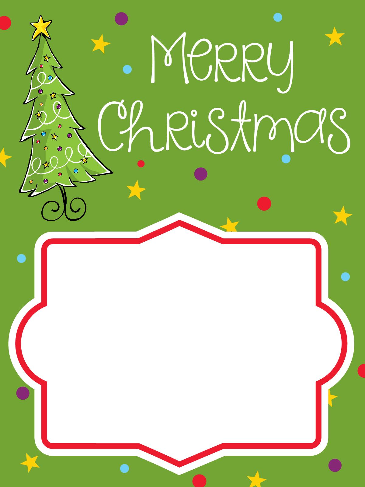Printable Christmas Gift Card Holders Fun Squared Printable Christmas Gift Card Christmas Gift Card Holders Christmas Gift Certificate Template
