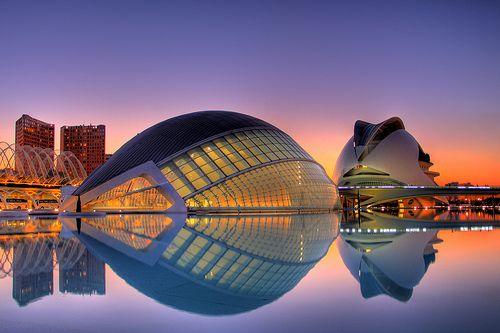 Ilovespain Elefantastico Architectureblog Justojusto Ciudad De Las Artes Y De Las Ciencias Valenci Valencia City Valencia Amazing Architecture
