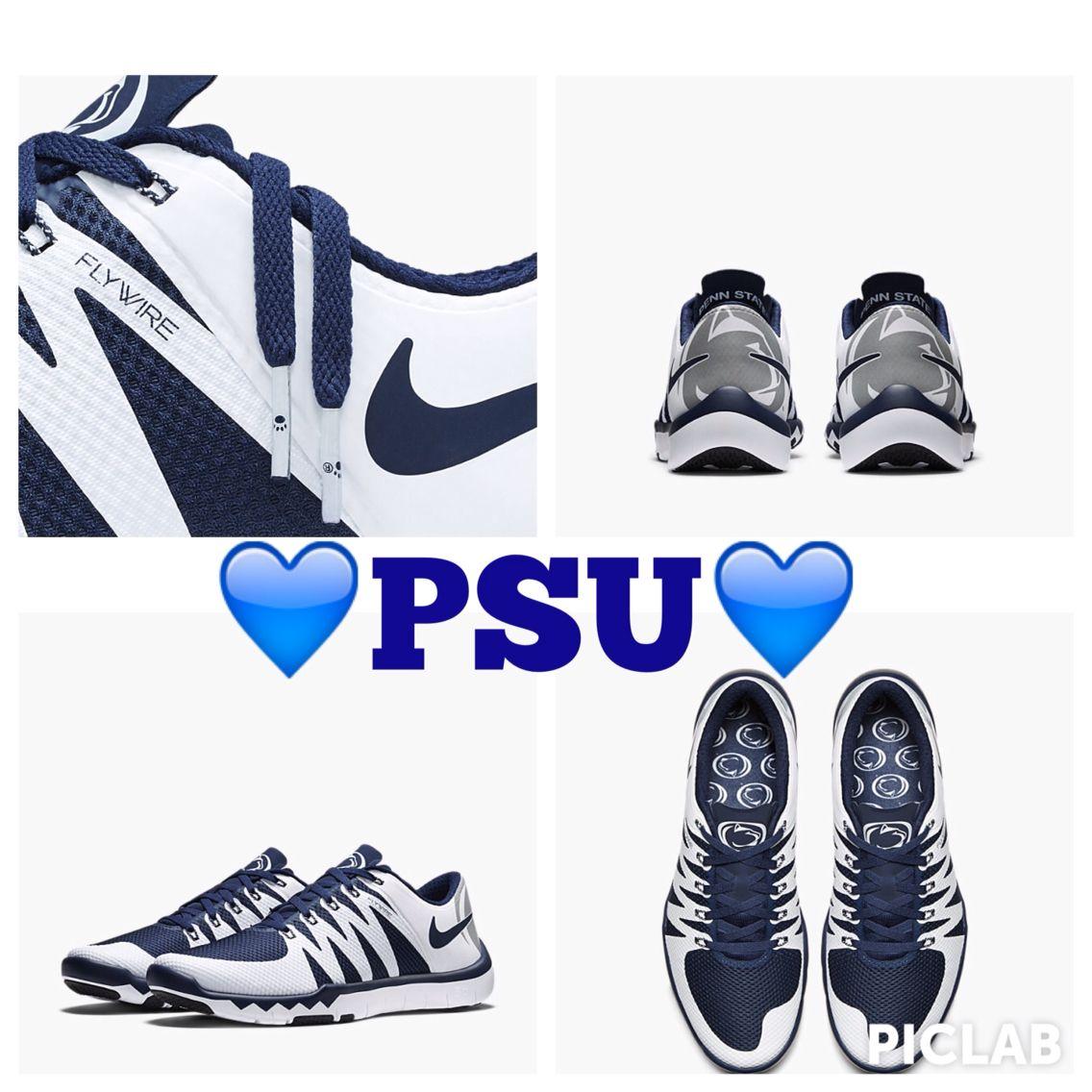 Psu Nike Nike Free Trainer Penn State Penn State University