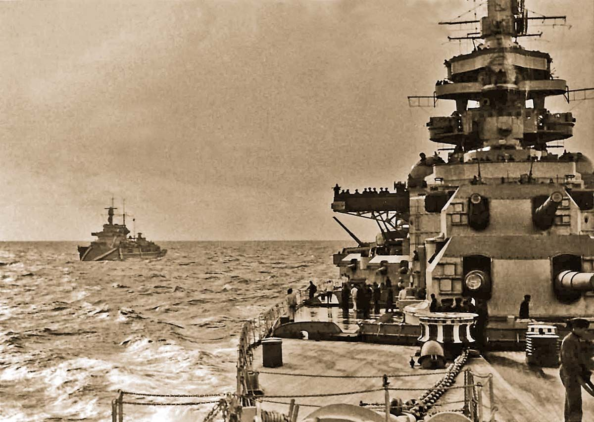 Image result for tirpitz baltic fleet