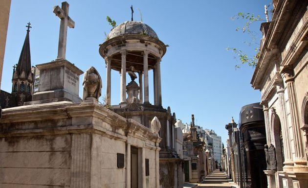 Cementerio de la Recoleta, Argentina