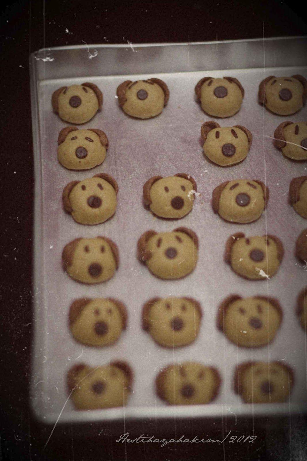 Milo Doggie Cookies Kue Kering Kue Resep Kue