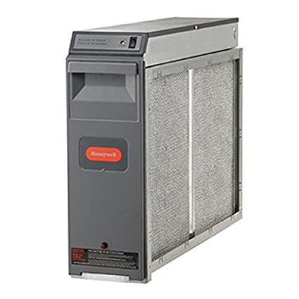 Honeywell F300e1019 Electronic Air Cleaner 16 X 25 With Performance Enhancing Post Filter Gray Industrial Scien In 2020 Air Cleaner Air Purifier System Honeywell