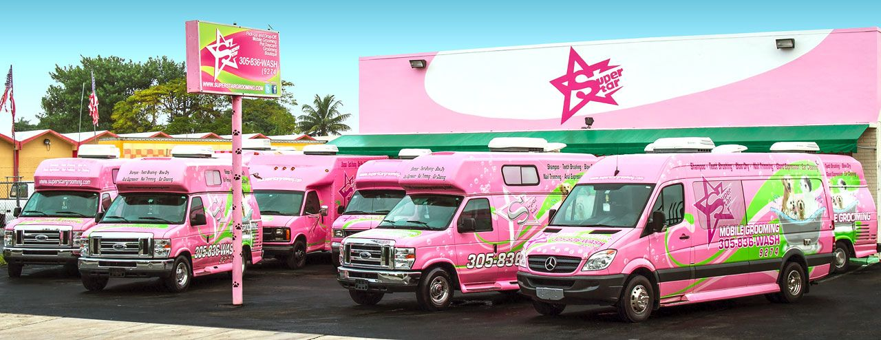 Super Star Mobile Grooming mobilegrooming pets petcare