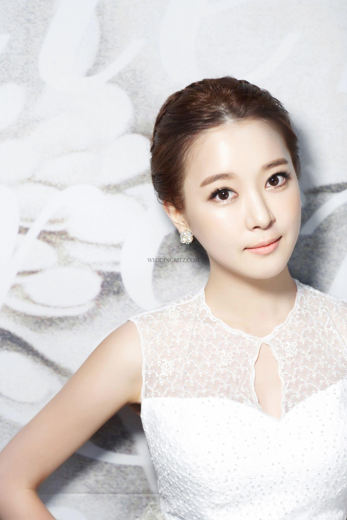 Beautiful Gyuniyoung in Korea Hair & Makeup Sample   makeup ...