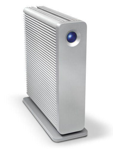 Lacie D2 Quadra V3 4tb External Hard Drive 9000258u By Lacie Http Www Amazon Com Dp B00ak9zt98 Ref Cm Sw R Pi Dp J3 External Hard Drive Storage Server Usb