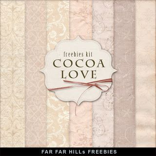 Sunday's Guest Freebies ~ Far Far Hill ♥♥Join 3,100 people. Follow our Free Digital Scrapbook Board. New Freebies every day.♥♥