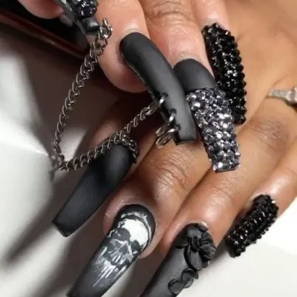 35 perfect halloween nail designs ideas to try in 2019 25