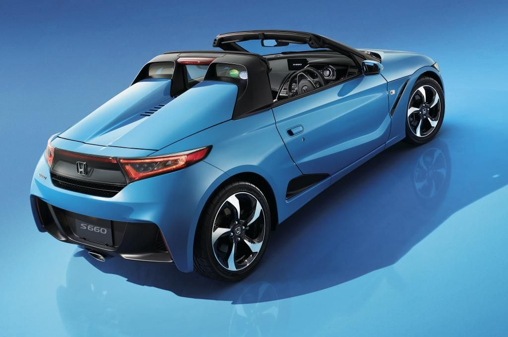 We Hear More Powerful Honda S660 With Turbo 1.0L Gets