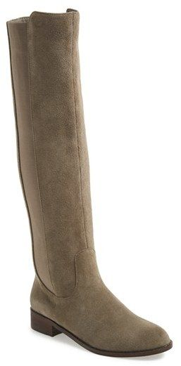 925e46079 Very Volatile  Timber  Suede Knee High Boot (Women) on shopstyle.com ...