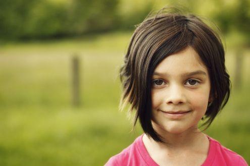 Photos 20 coiffures courtes pour petites filles Coupe