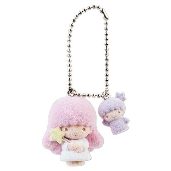 Sanrio Little Twin Stars Chain Mascot   ^/_^