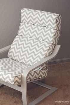 Nursery Ikea Poang Chair Recover Ikea Fikirleri Koltuklar