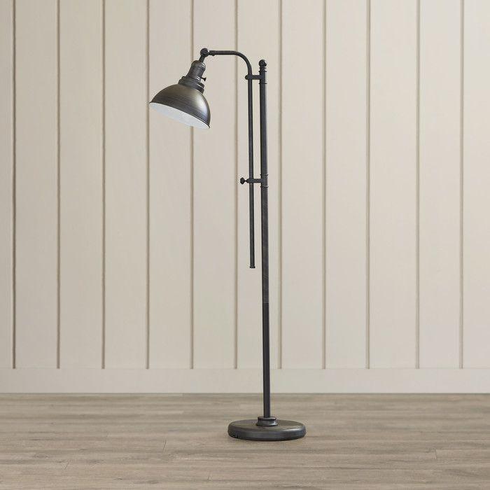 Kaibab 65 Quot Task Floor Lamp Adjustable Floor Lamp Farmhouse Floor Lamps Floor Lamp