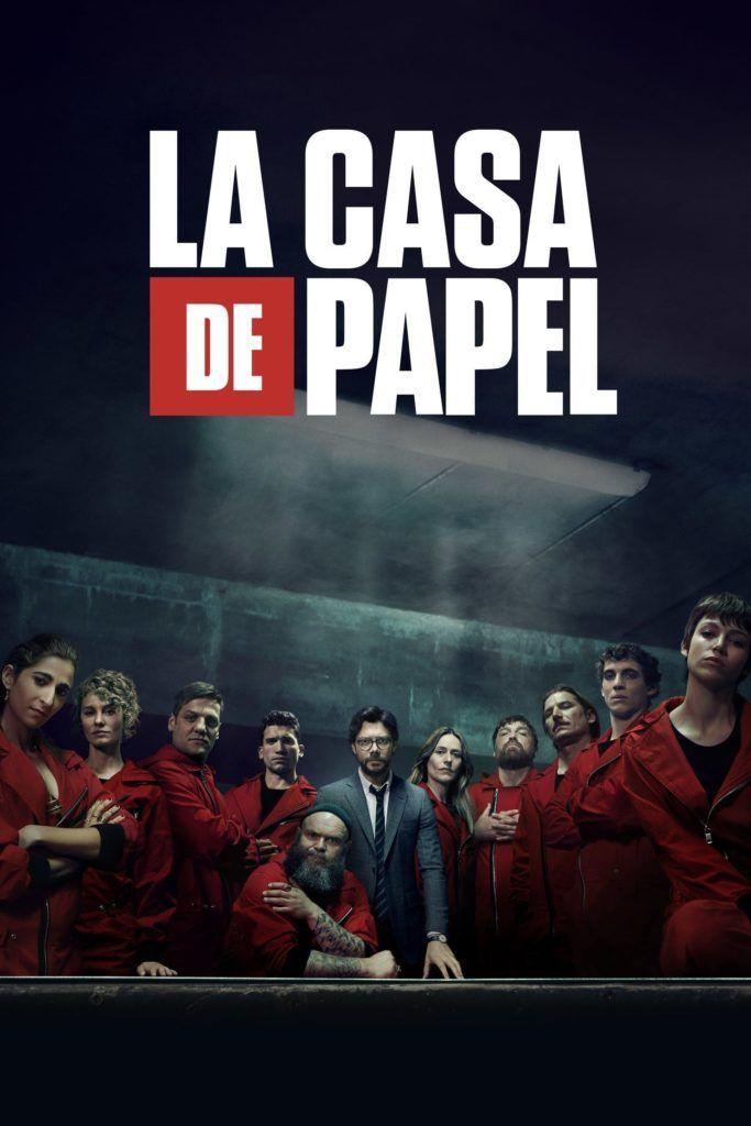 La Casa De Papel Temporada 3 Ver Y Descargar Completa En Espanol Cinemitas Las Casas De Papel Sobres De Papel Casas De Papel