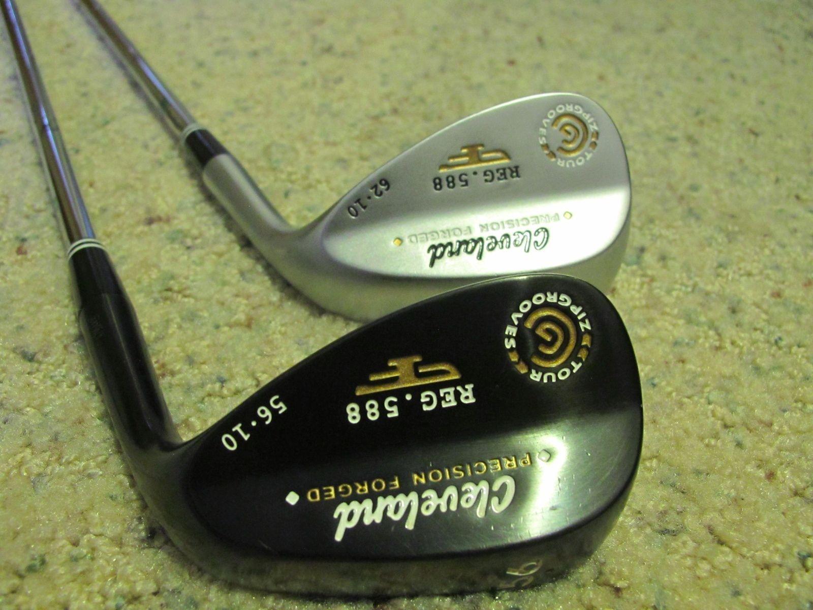 Cleveland REG. 588 Wedge Set 56* Golf clubs
