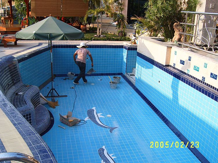 Pool Construction Construction Pool Pools Ideas