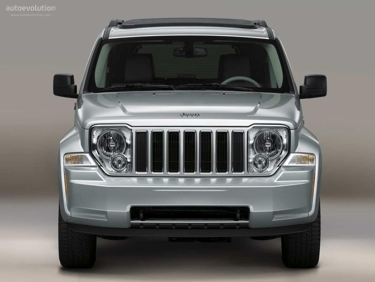2020 Jeep Liberty History