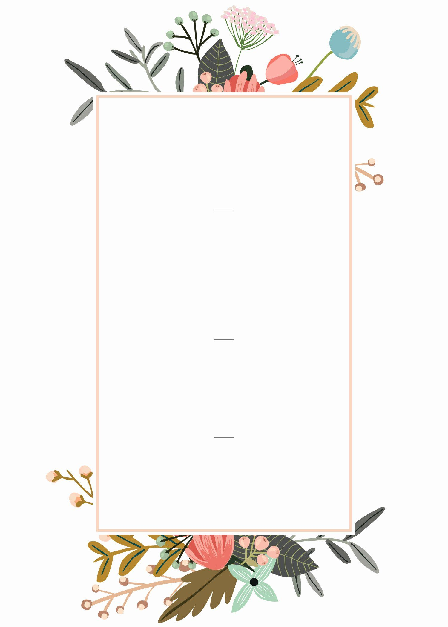 Wedding Invitations Template Free Download Lovely Editable Wedding