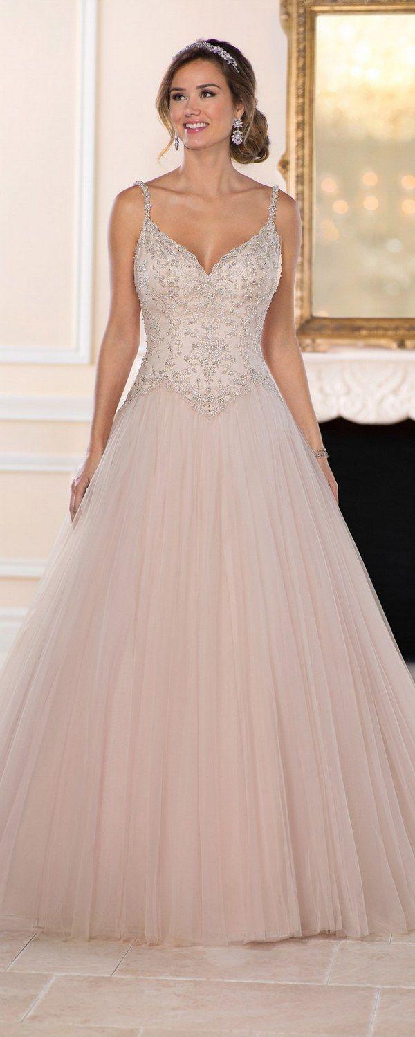 Stella York Wedding Dresses Fall 2017 | Pinterest | Vestidos de ...