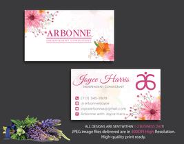 Arbonne Business Card Personalized Arbonne Business Cards Ab80 Business Cards Arbonne Business Cards Arbonne Business Arbonne