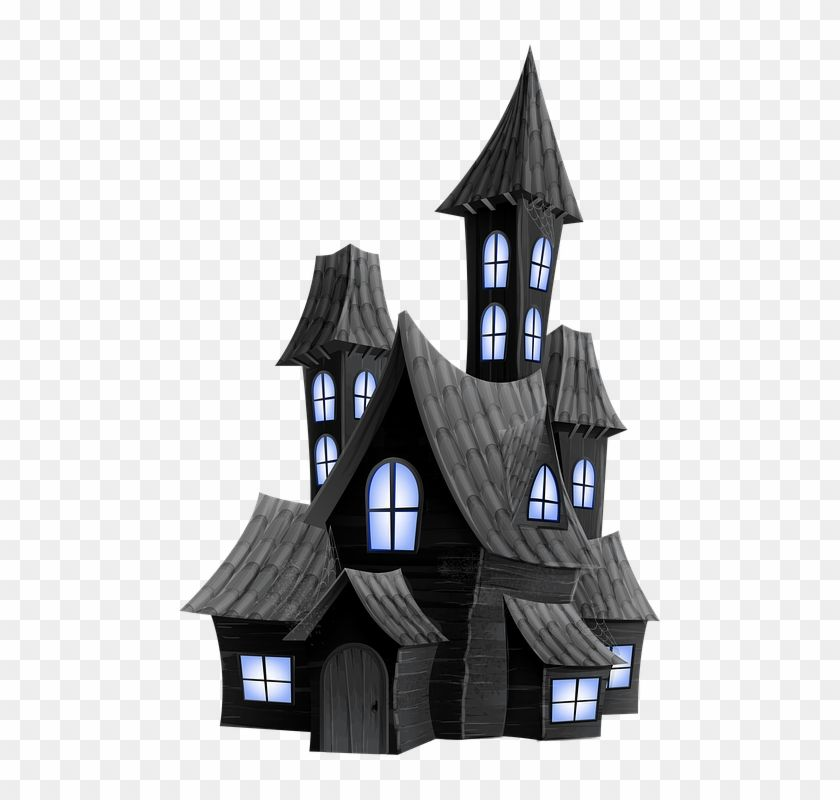 Pin By Lamees Baksh On Pc Scary Houses House Vector Haunted House Drawing