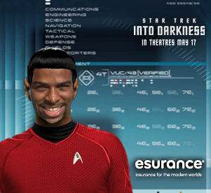 """""""Star Trek Into Darkness"""" comes out May 17. Prepare"""