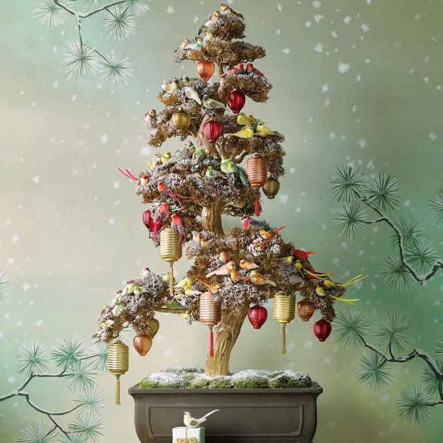 Martha Stewart Christmas Craft Ideas Part - 36: To Know More About Martha Stewart Asian-Inspired Christmas Tree, Visit  Sumally, A Social Network That Gathers Together All The Wanted Things In  The World!