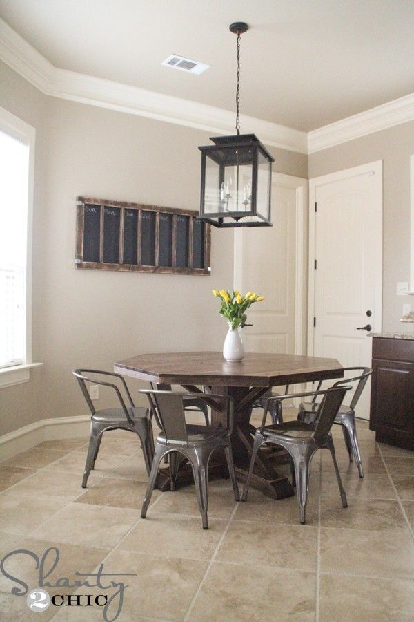 Benchmark Octagon Table If I Ever Have A Bigger Dining Room