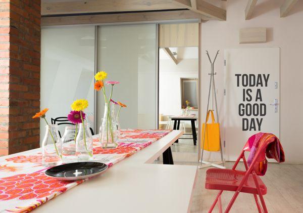 Merveilleux Colorful Interior Design Ideas