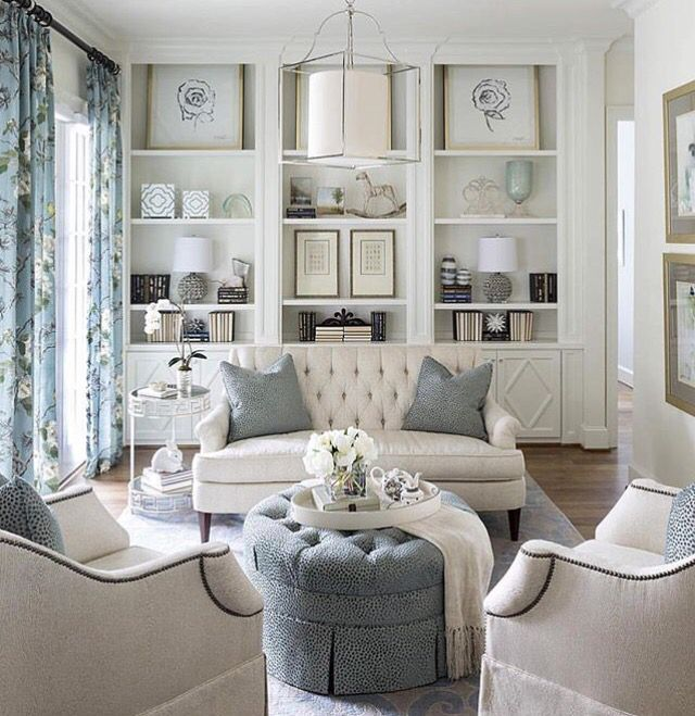 Kitchen Decoration Simple Design For Small House Best: Ivory And Grey Room / @heatherscotthomes
