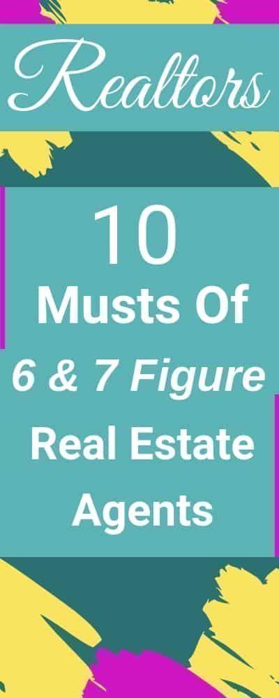 Successful Real Estate Agents: 10 Traits ALL SUCCESSFUL REALTORS SHARE
