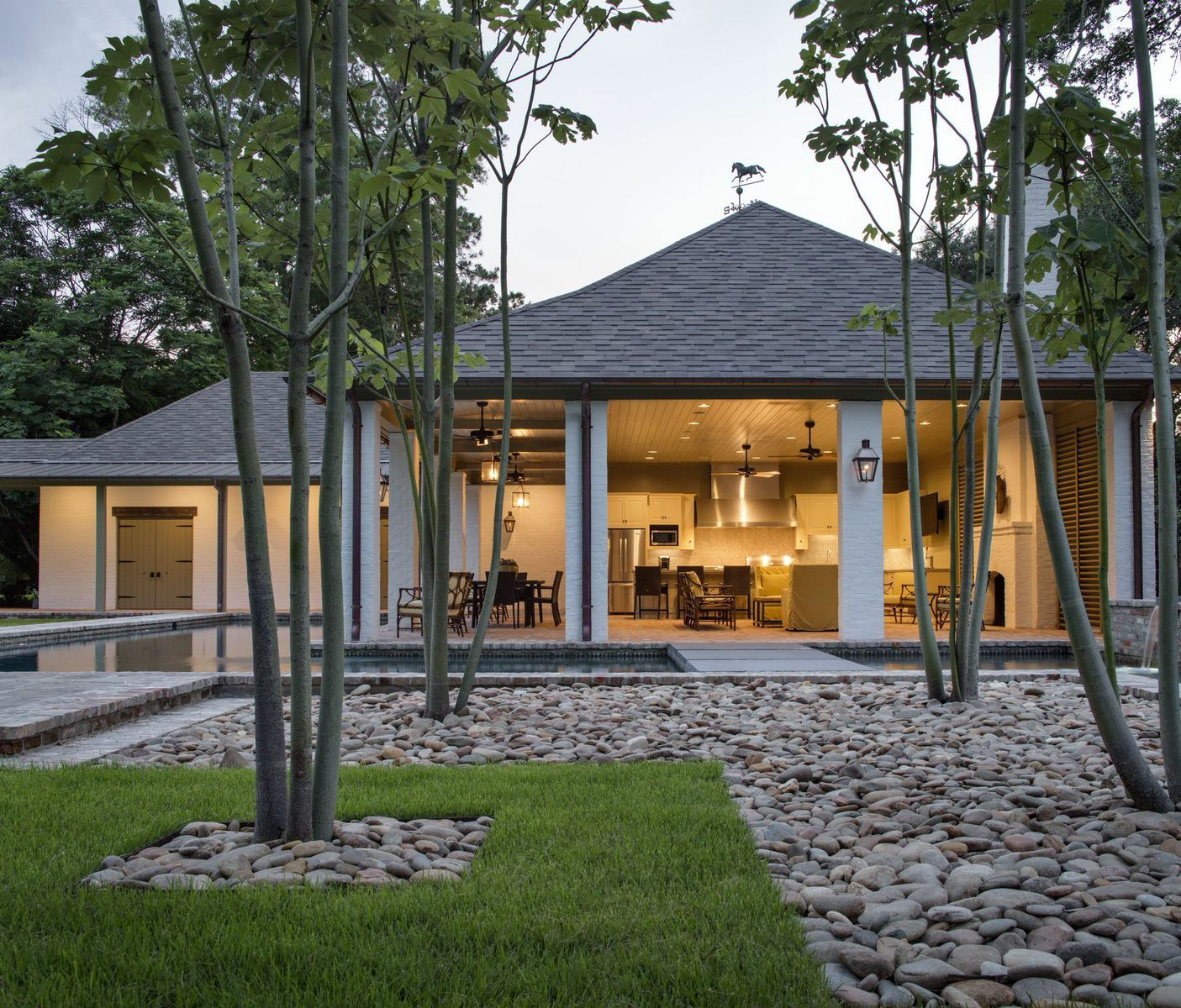 southern pool house - google search | pools | pinterest