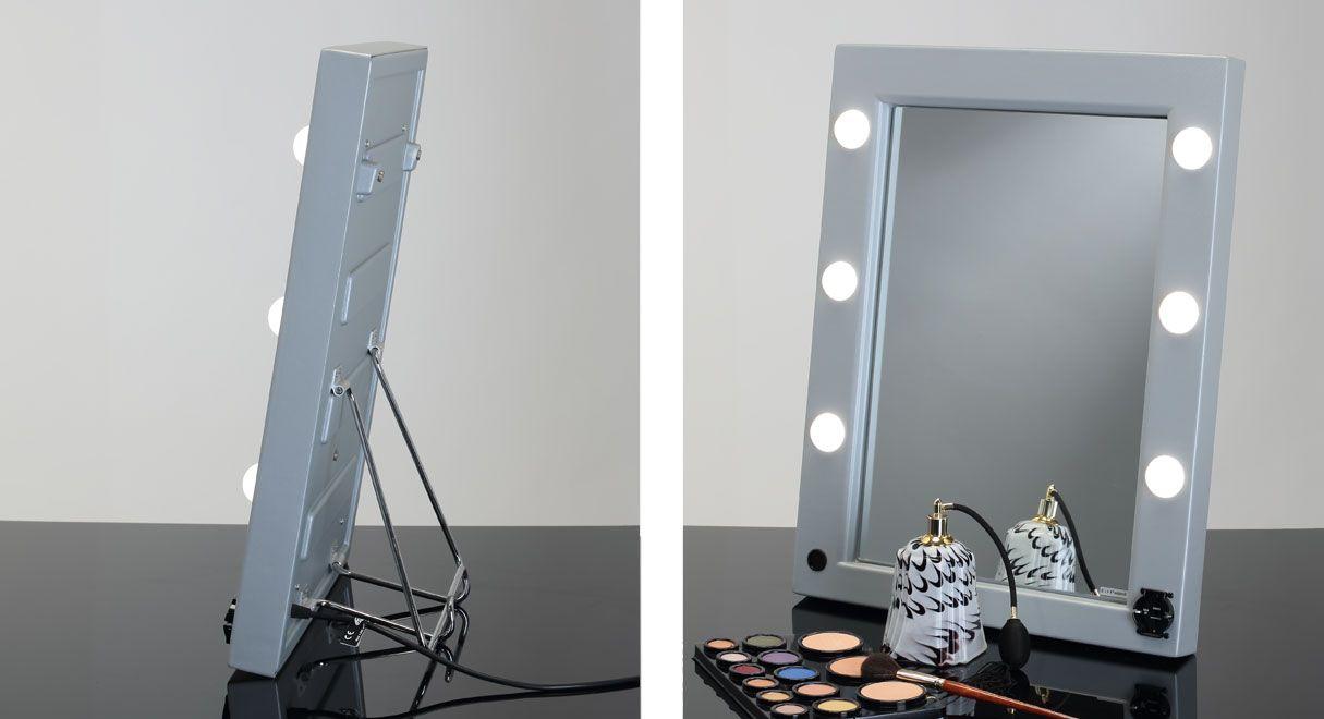 TSK Makeup portable mirror with lightsMW01 TSK Makeup portable mirror with lights   Makeup vanities  . Portable Vanity Mirror With Lights. Home Design Ideas