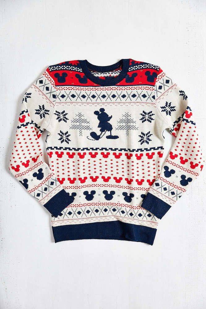Ugly Disney Christmas Sweaters That Are Actually Amazing | Disney ...