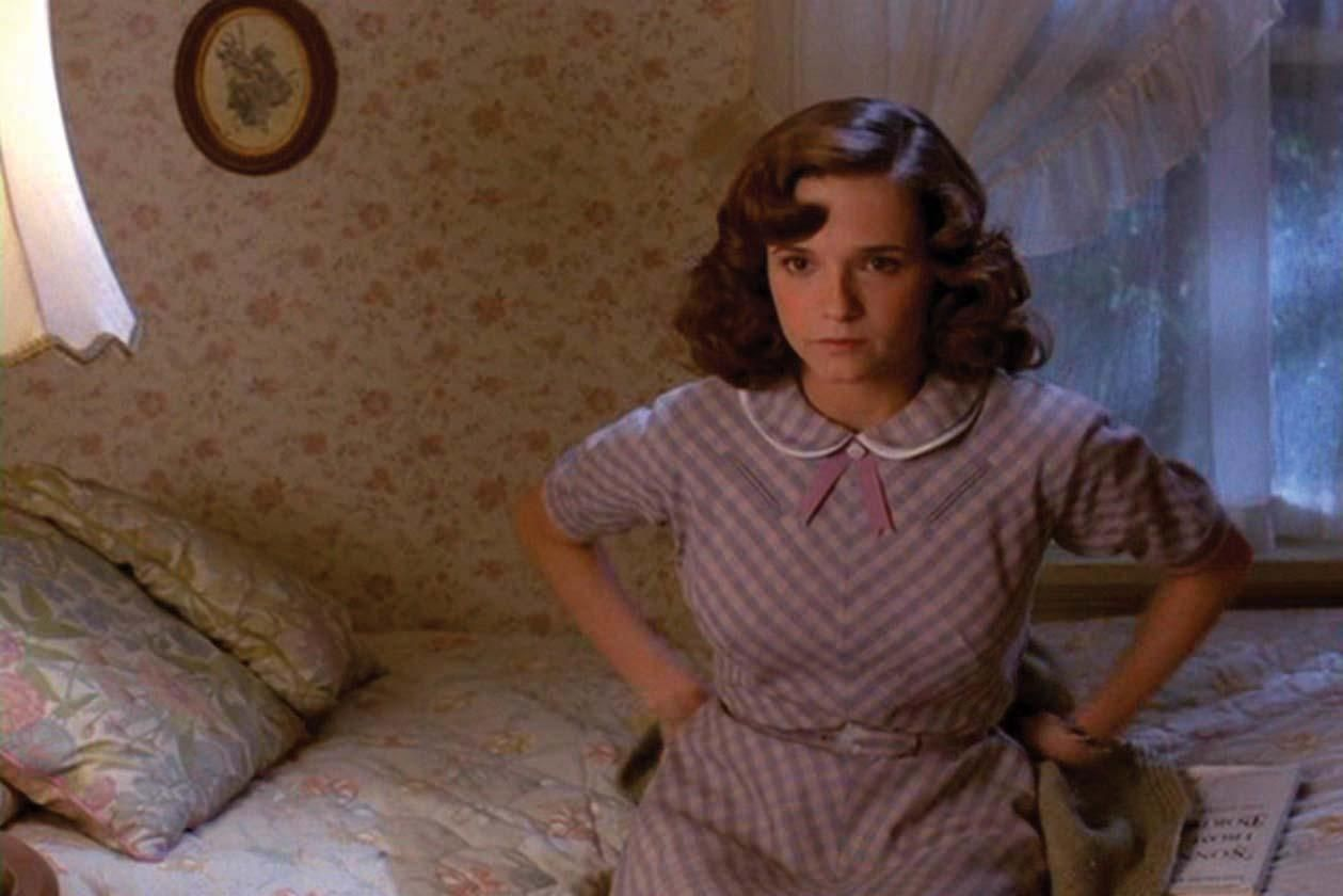 Lea Thompson in Back to the Future...she is absolutely gorgeous in this film!