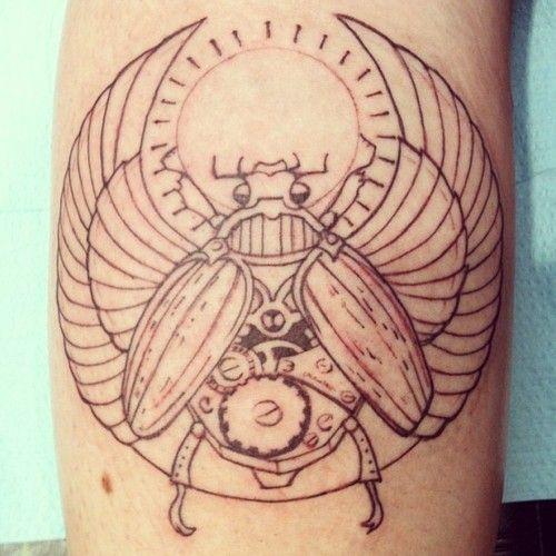 scarab tattoo design - Google Search