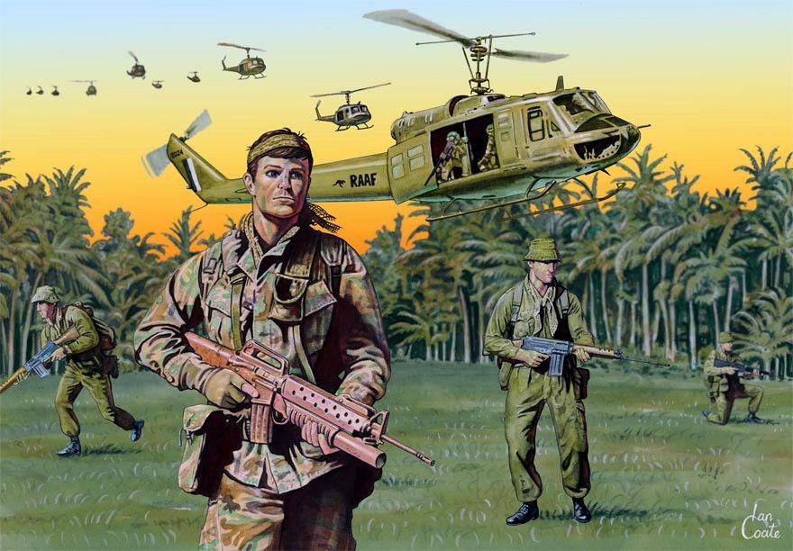 Vietnam War Tribute Vietnam War Photos Vietnam Art War Art