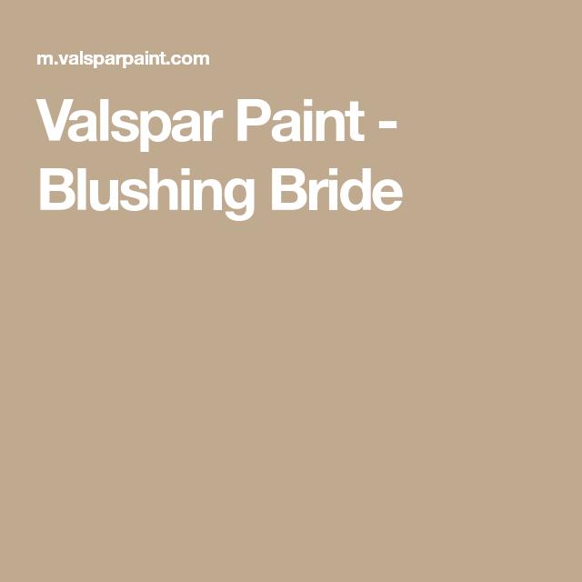 Valspar Paint Blushing Bride Valspar Paint Valspar Valspar Paint Colors