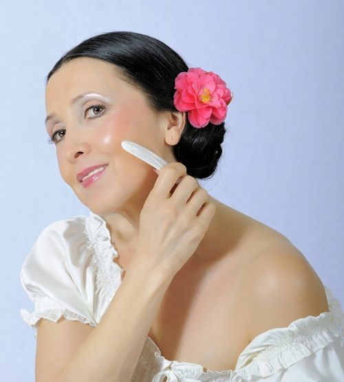 Facial Strigil Skin Exfoliator Tool Beautiful On Raw How To