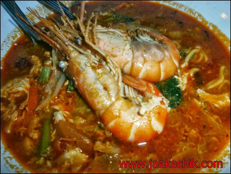 Pin On Mee Udang Prawn Noodles