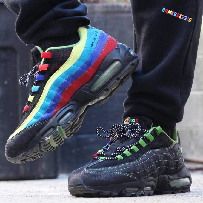 quality design 2bd99 6579d Sole Collector x Nike Air Max 95