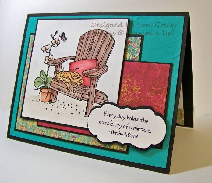 Card Making Room Ideas Part - 50: Peace Within - By - Cards And Paper Crafts At Splitcoaststampers